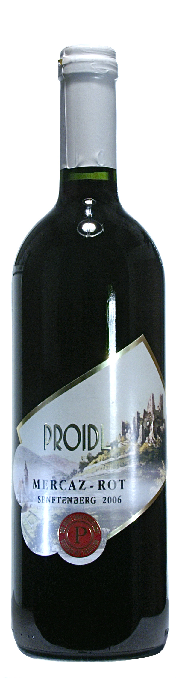 Cuvée Mercaz (Merlot, Cabernet, Zweigelt)